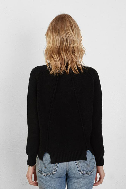 Black Ricardo Sweater