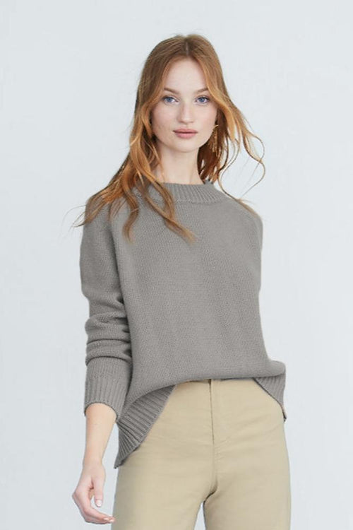 Heather Grey Ricardo Sweater