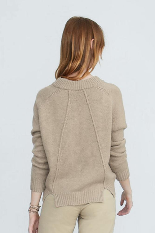 Oatmeal Ricardo Sweater