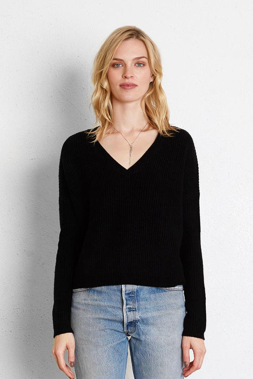 Black Nicolas Sweater