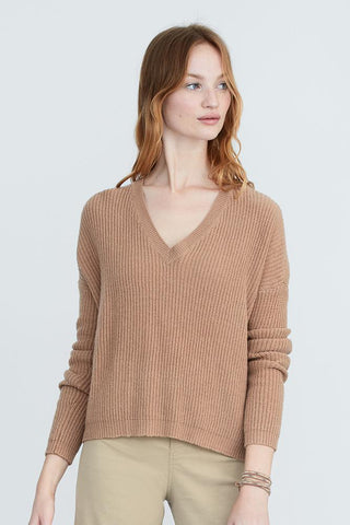 Heather Grey Elizabeth Sweater