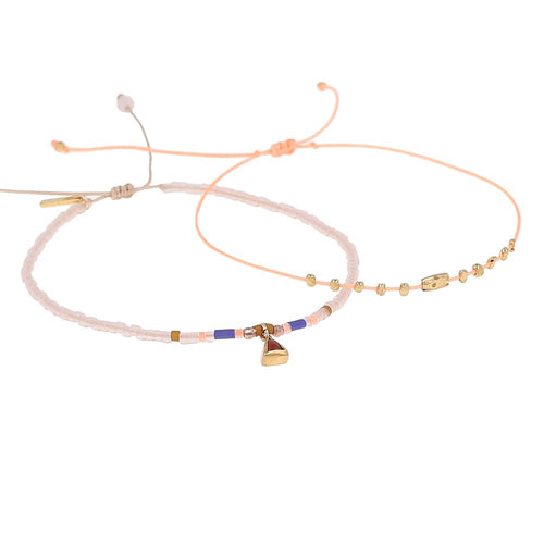 Nectarine Mix Bracelet Set