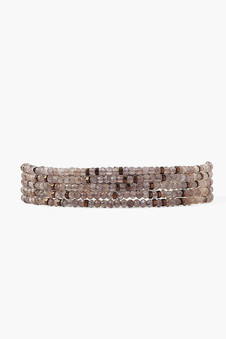 Bronze Mix Naked Wrap Bracelet