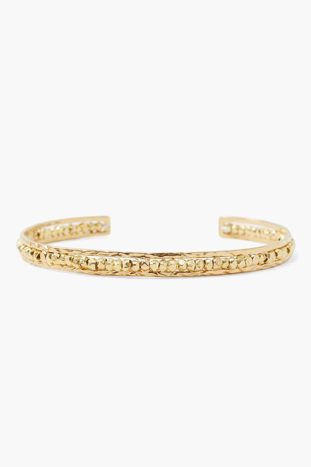 Yellow Gold Sedona Cuff