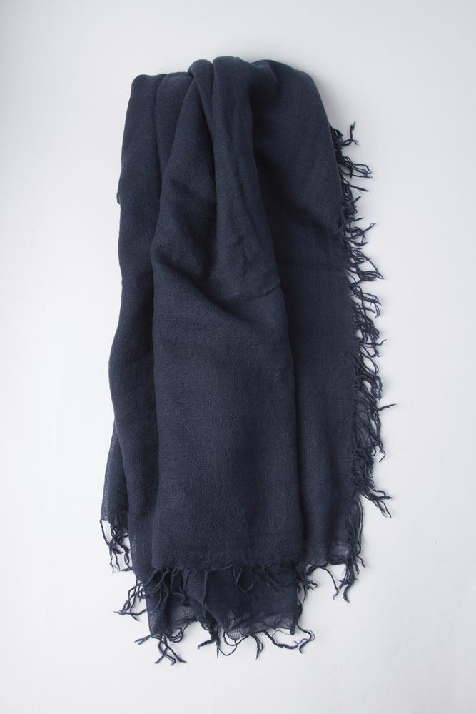 Total Eclipse Cashmere and Silk Scarf