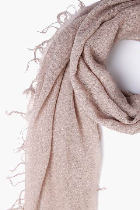 Etherea Cashmere and Silk Scarf