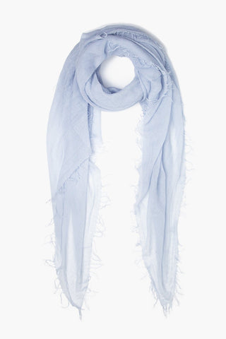 Heather Cashmere And Silk Scarf