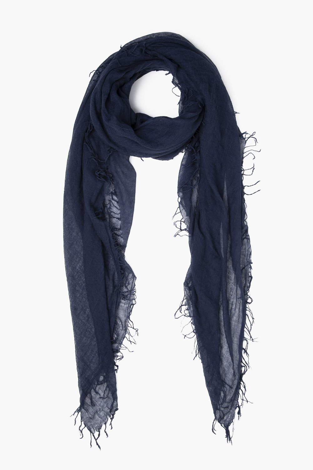 Outer Spacer Cashmere And Silk Scarf