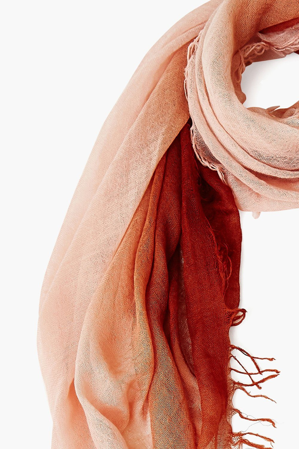 Spanish Villa Cashmere and Silk Scarf