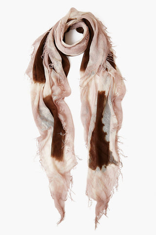 Shitake / Etherea Cashmere and Silk Scarf