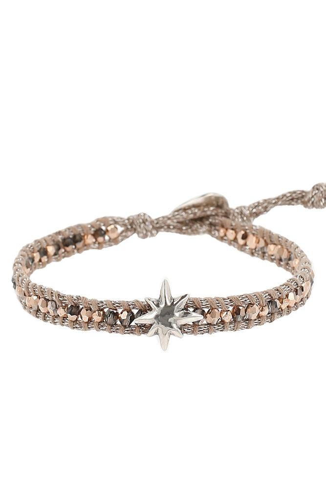 Rose Gold Mokuba Bracelet