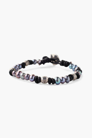 Labradorite Mix Double Wrap Bracelet