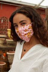 Block Print Mask (Three-Pack)