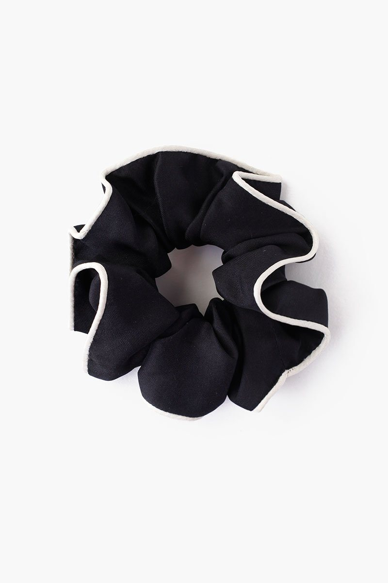 Black Sleeper Scrunchie