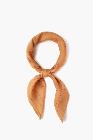 Brown Sugar Andorra Viscose Bandana