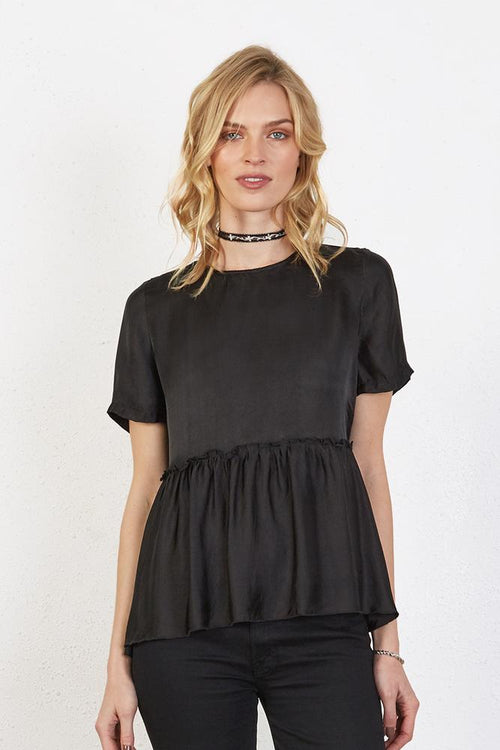 Black Ophilia Top