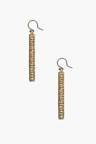 Rose Gold Sedona Earrings