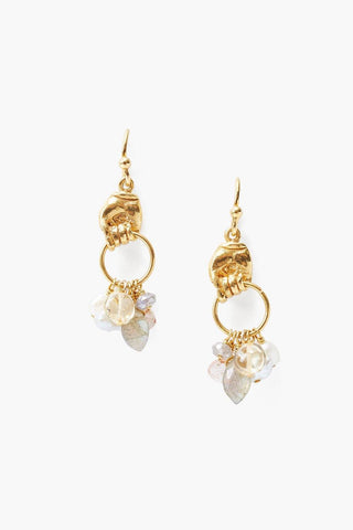 Citrine Mano Earrings