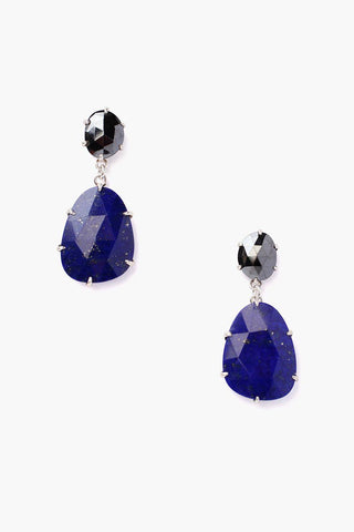Lapis Mix Earrings