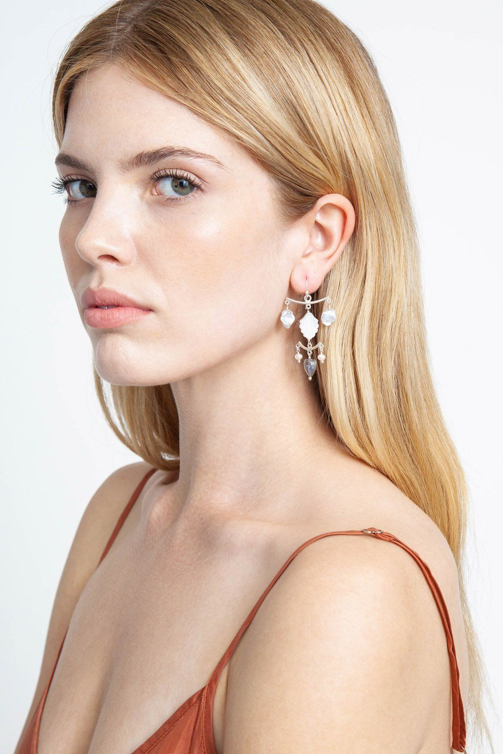 Venus Chandelier Earrings