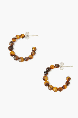 Tiger's Eye Graduated  Earrings