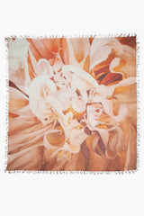 Calla Lilies Cashmere and Silk Scarf