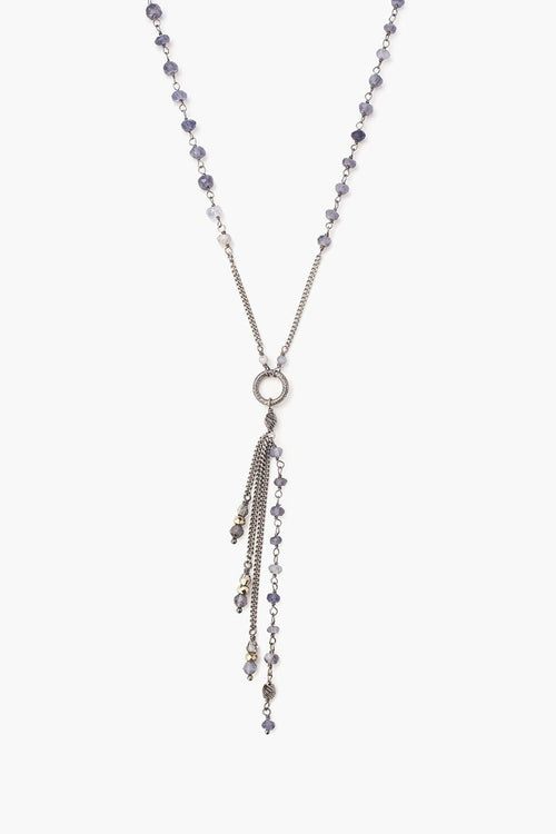 Iolite Mix Necklace