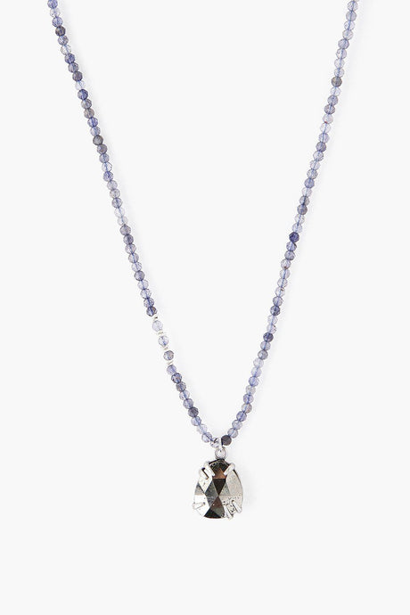 Iolite Leopardo Necklace