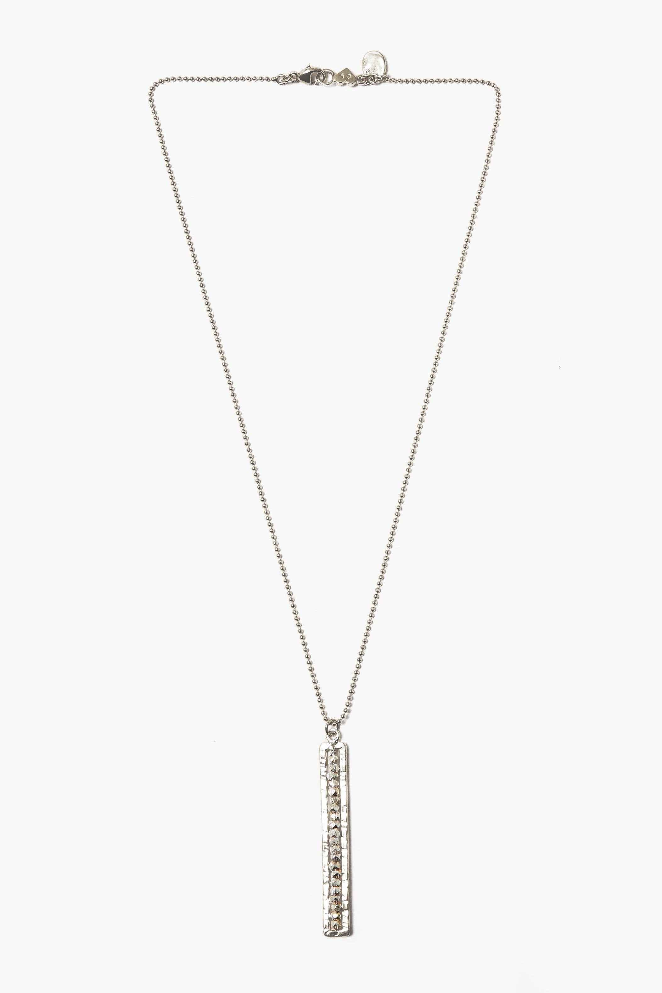 Silver Sedona Necklace
