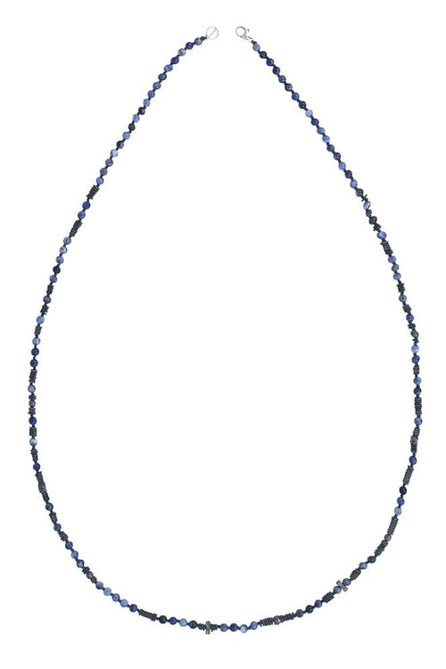 Sodalite Strand Mix Necklace