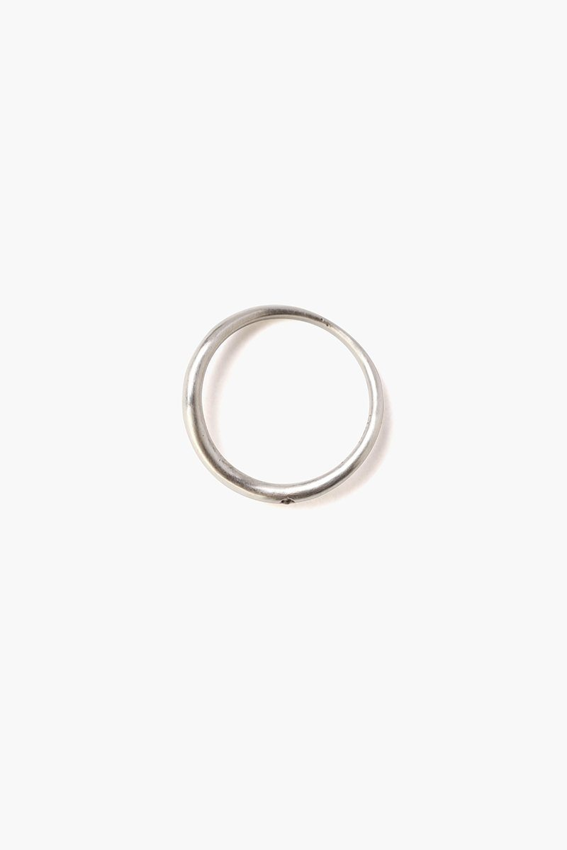 Silver Infinity Champagne Diamond Ring