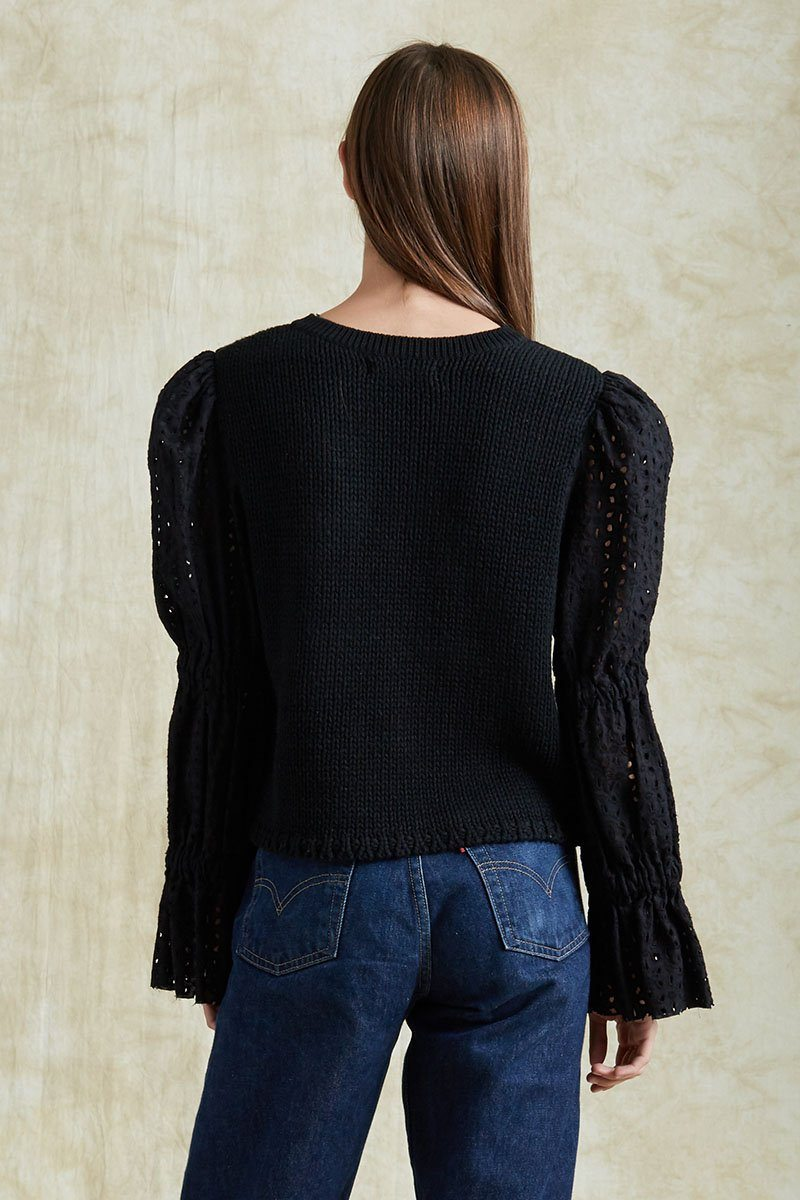 Black Bridget Sweater