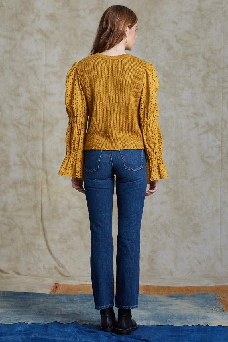 Harvest Gold Bridget Sweater