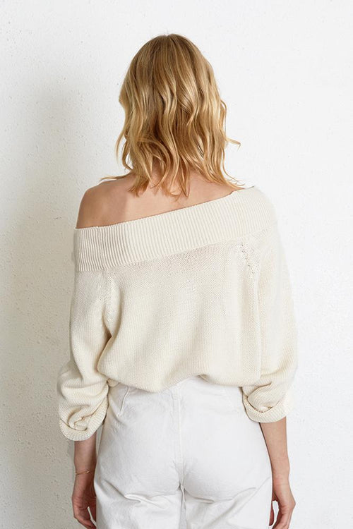 White Swan Jennifer Sweater