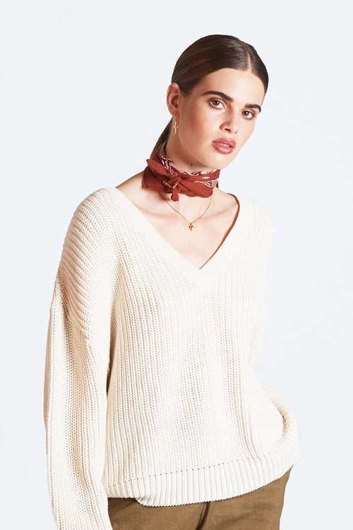 White Swan Diego Sweater