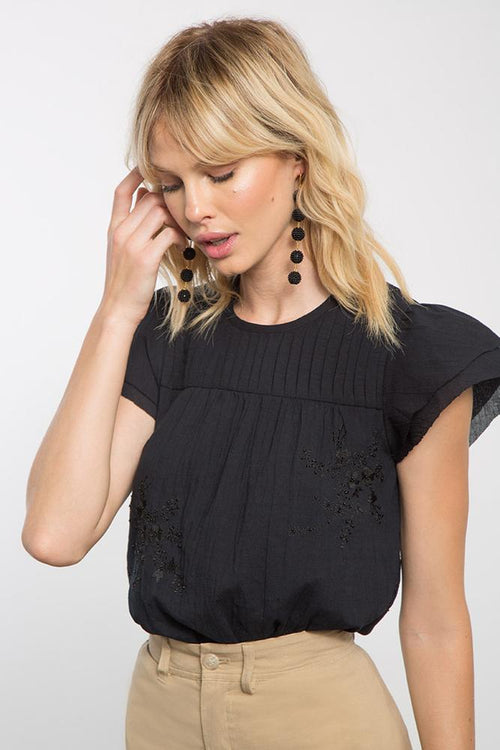 Black Hartford Top