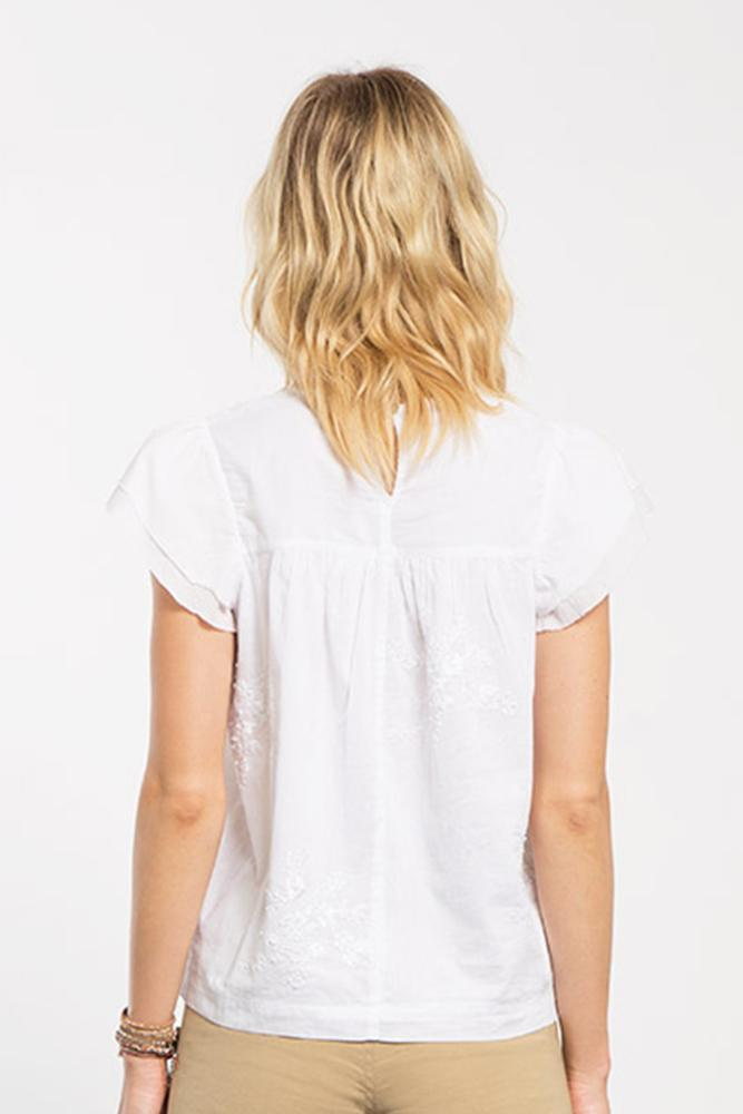 White Hartford Top