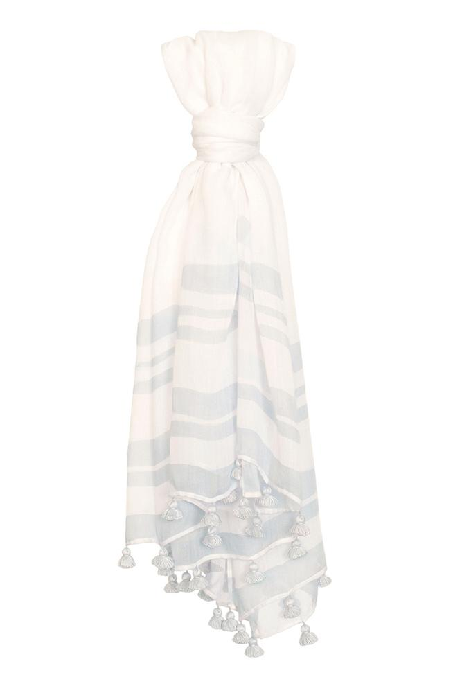 Plein Air Chunky Stripe Scarf