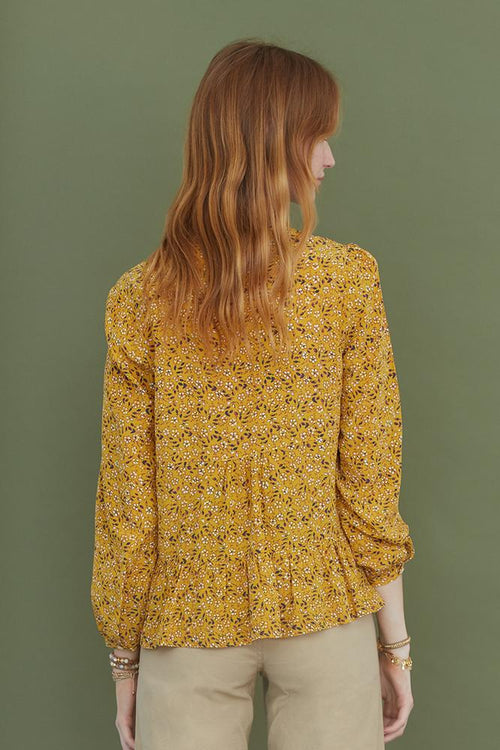 Marigold Mix Annabel Top