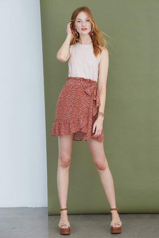 Riverside Magnolia Skirt