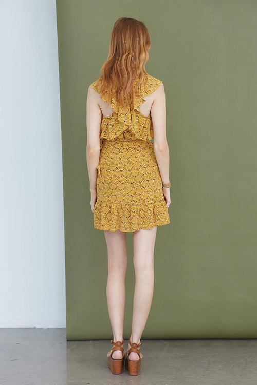 Marigold Mix Magnolia Skirt