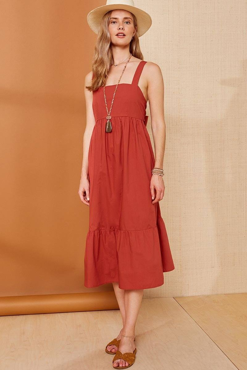 Barn Red Joanna Dress