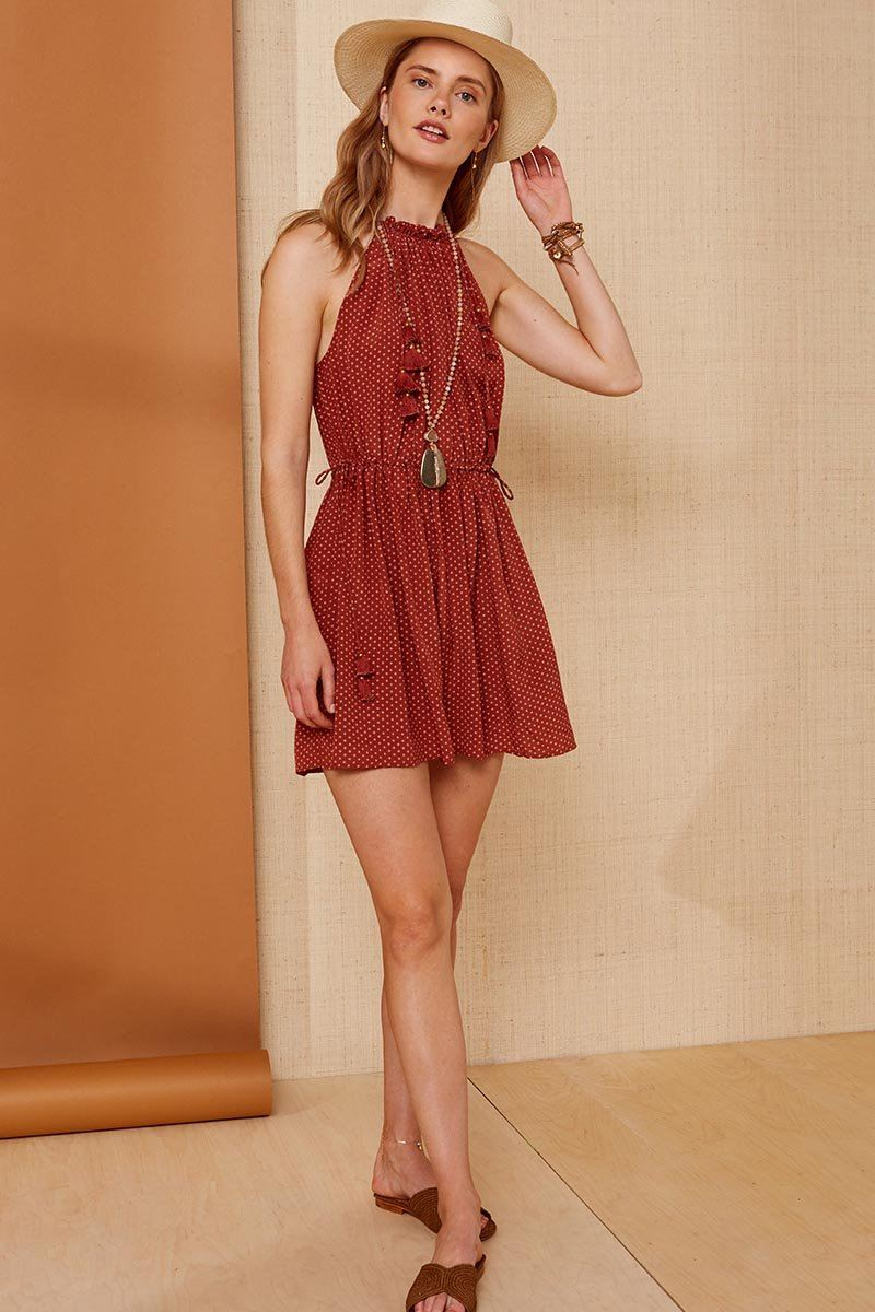 Barn Red Leah Dress
