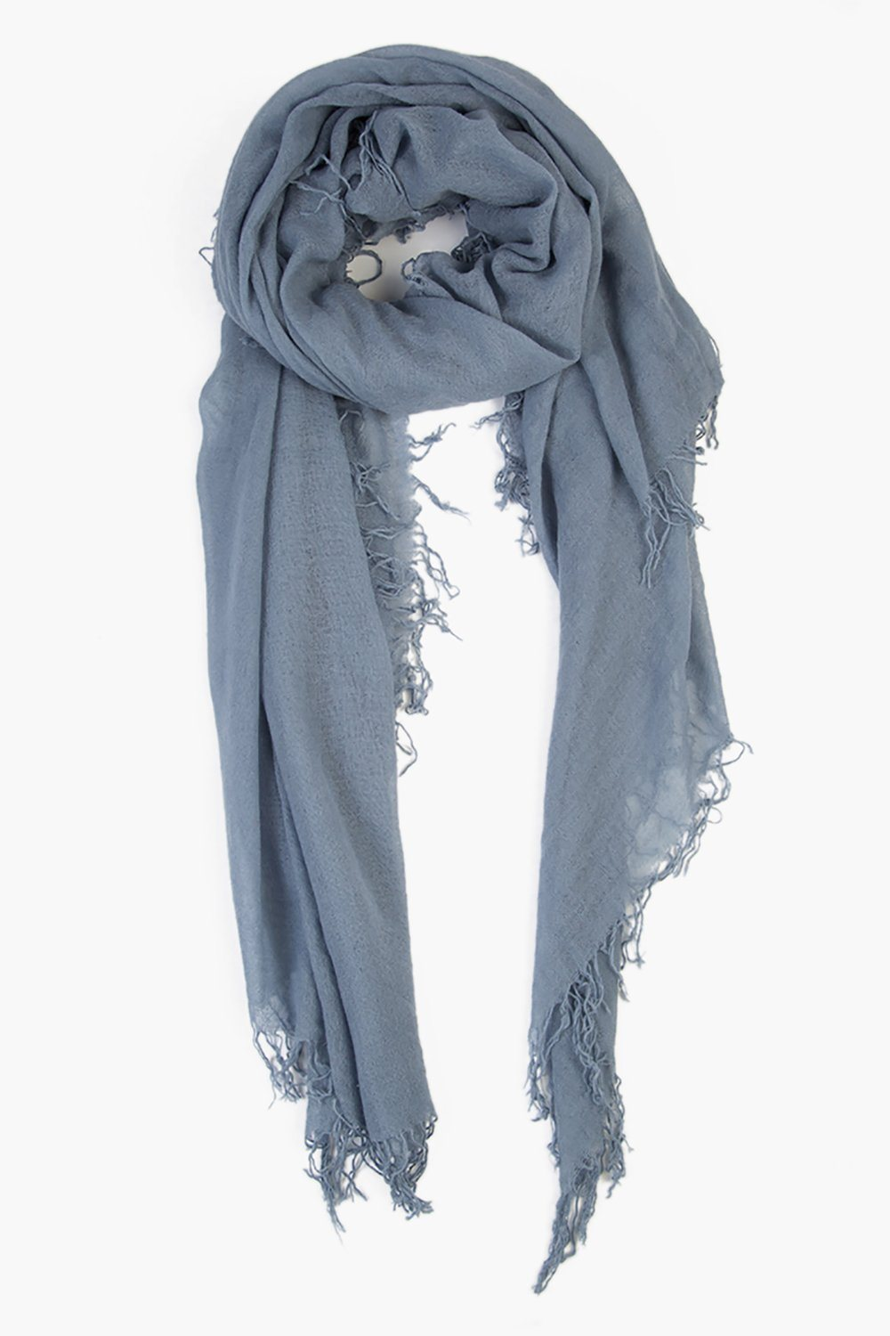 Flint Stone Cashmere and Silk Scarf