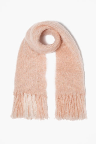 Cameo Rose Mohair Scarf