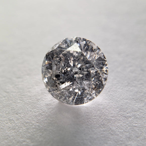 1.27ct 6.84x6.87x4.01mm Round Brilliant 40053