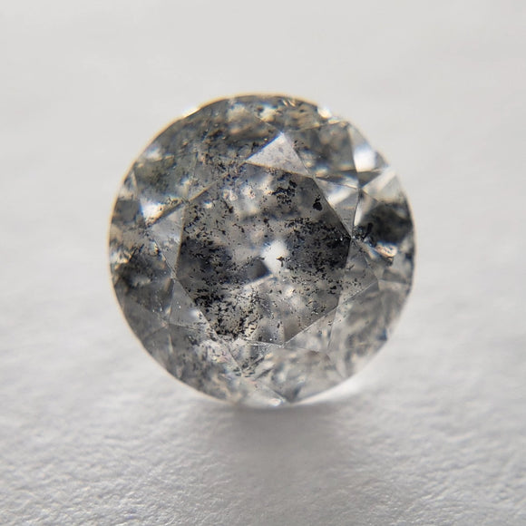 1.23ct 6.47x6.42x4.43mm Round Brilliant 40062-02