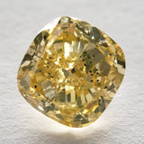 1.53ct 6.52x6.32x4.23mm GIA Cushion Cut F-037