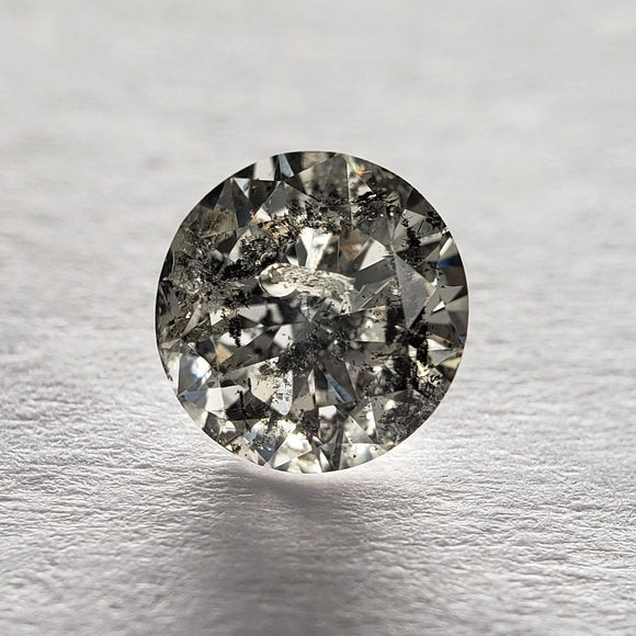 0.52ct 5.19x5.22x3.05mm Round Brilliant SP1118