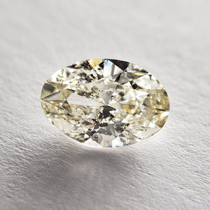1.11ct 8.66x5.74x3.29mm SI2 I/J Oval Brilliant DDL4495